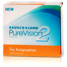 PureVision2 HD for Astigmatism
