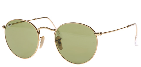 Ray-Ban Round Metal RB3447-001 14