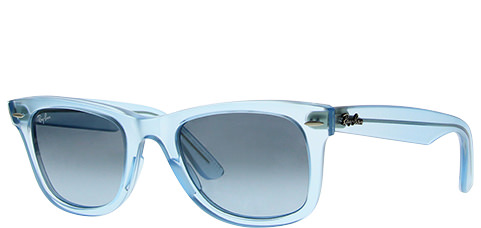 Ray-Ban Wayfarer Ice Pops Blueberry RB2140-6055/4M