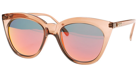 Le Specs Halfmoon Magic Tan