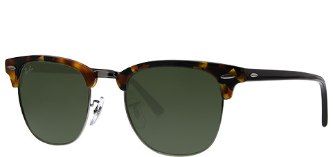 Ray-Ban RB3016-1157 Clubmaster Fleck