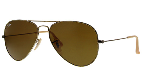 9f265d219158 Aviator Distressed RB3025-177 33 58 - Solbriller - Ray-Ban