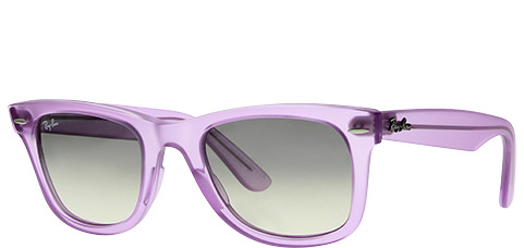 Ray-Ban RB2140-6056/32 Wayfarer Ice Pops Strawberry