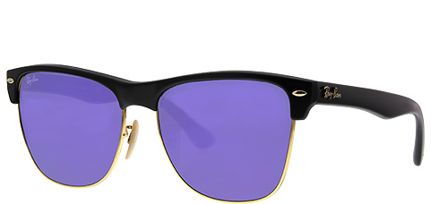 Ray-Ban RB4175-877 1M Clubmaster Oversized