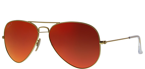 Ray-Ban Aviator Polarized RB3025-1124D