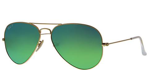Ray-Ban Aviator Polarized RB3025-112P9