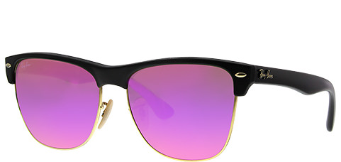 Ray-Ban RB4175-877 4T Clubmaster Oversized