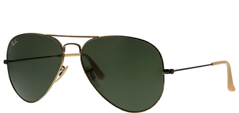 Ray-Ban Aviator Distressed RB3025-177