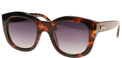 Le Specs Runaways Brown