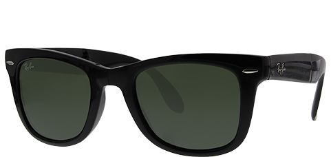 Ray-Ban RB4105-601 Wayfarer Folding