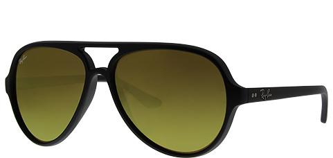 Ray-Ban RB4125-601S93 Cats 5000